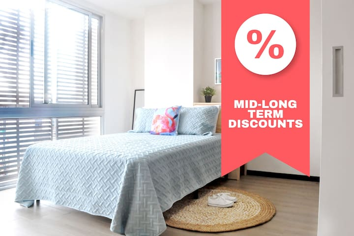 ✸DISCOUNT✸ Comfy Apartment in 4 Grados / 2 PPL