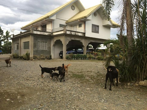 Alice's House in Apayao 3 Rooms Available