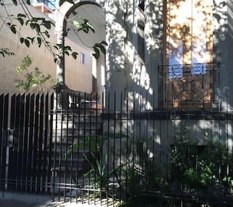 Beautiful studio with a terrace. - 墨西哥城(Ciudad de México) - 公寓