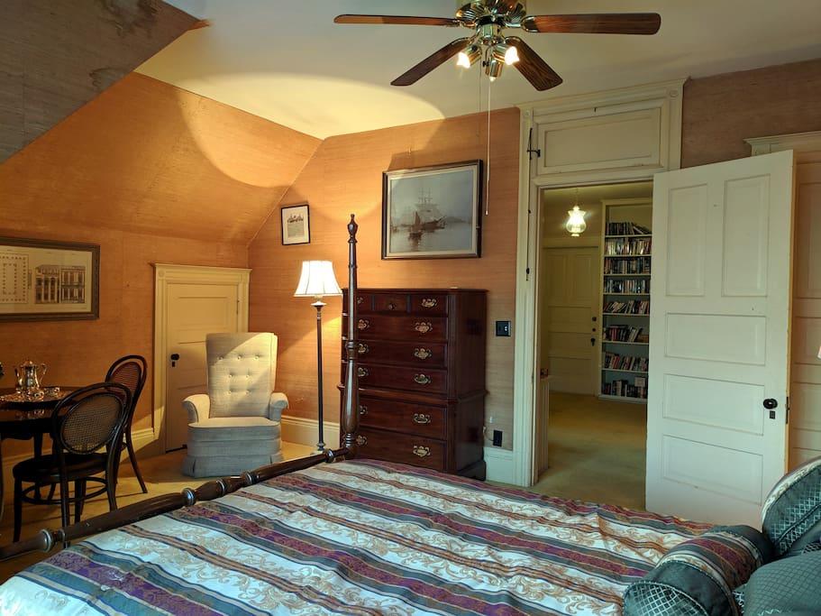 The Skyview Bedroom