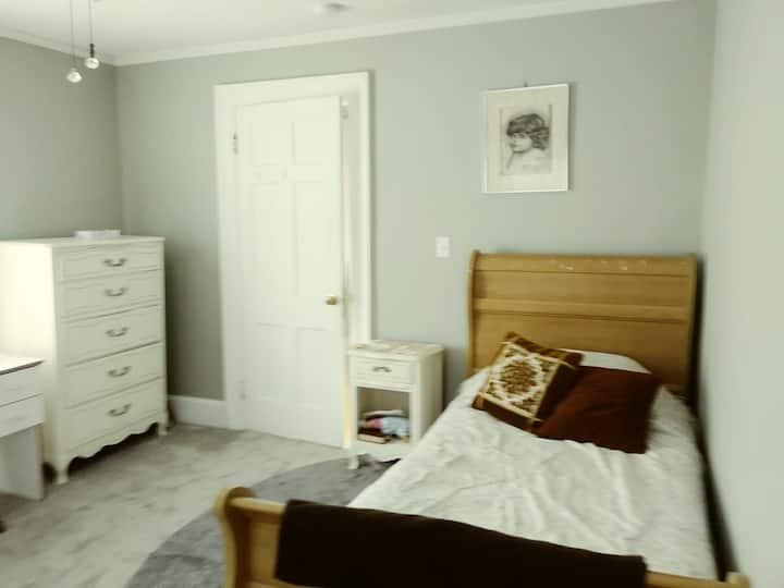 Beautiful cozy room