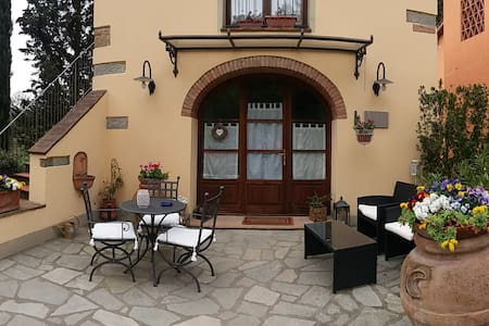 Casa Vacanze Fienile Santa Laura - Burchio - Huoneisto