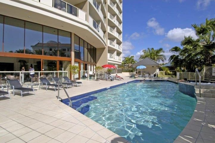 Broadbeach Savannah Hotel & Resort - Broadbeach