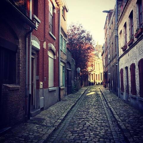 Jolie maison individuelle Vieux-Lille