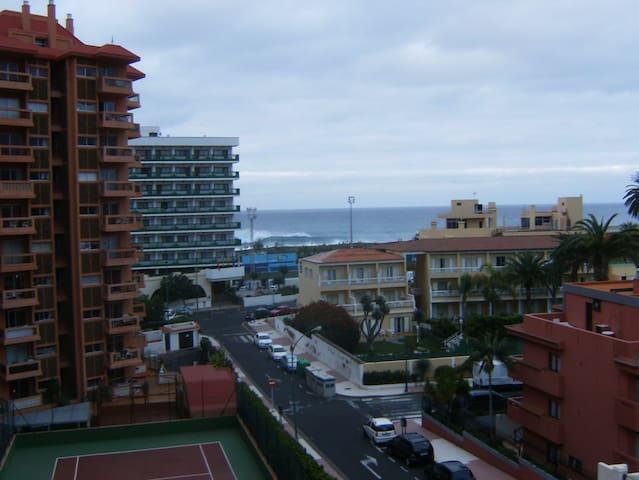 Estupendo y Céntrico Loft junto a Playa Jardín