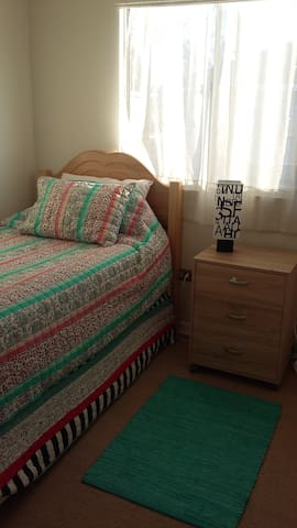 Habitación acogedora cama nido, 1 o 2 personas - Maipú - House