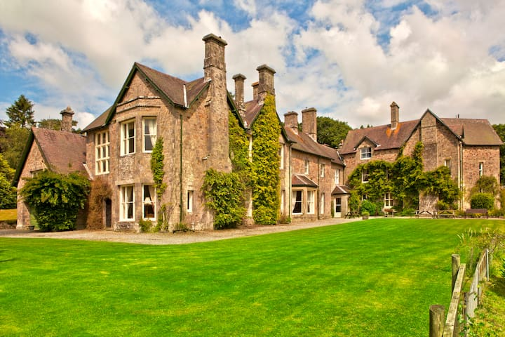 Victorian Country House in Exmoor National Park