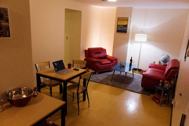 1 private room, private bath, 2 bed - Pittsburgh - Apartment