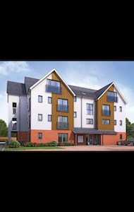 1 bedroom, new build apartment Oxted - Oxted