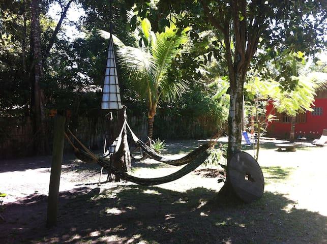 Casa Trancoso Hibisco - Eunápolis - House