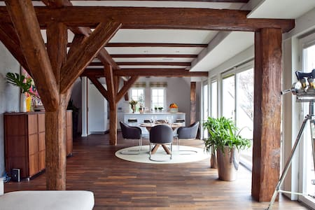 Penthouse Wohnung - Grande Apartment - Garbsen - Pis