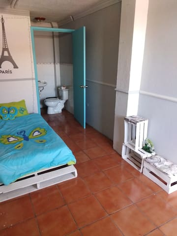 habitación cómoda en el centro de Fresnillo