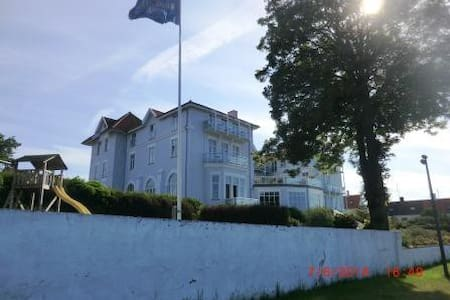 Strandslot Allinge, havudsigt - Allinge - Квартира
