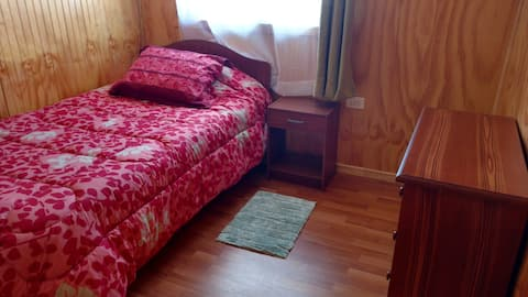 Alojamiento seguro y confortable