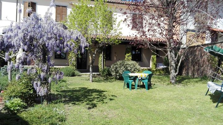 Antica Cascina San Rocco, tra Langa e Monferrato