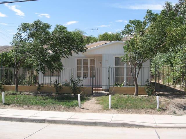 Hospedaje Valle Encantado - Vicuña - Rumah Tamu