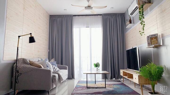 LS203 Luminari Suite (City View) by Homez Suite