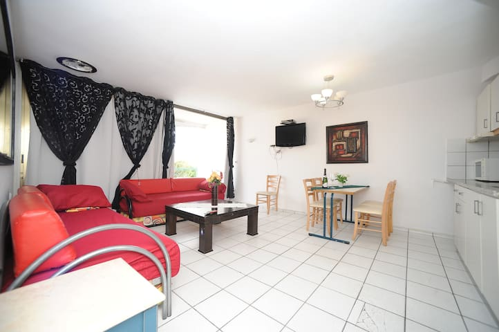 Lev Eilat Two Bedroom Apartment
