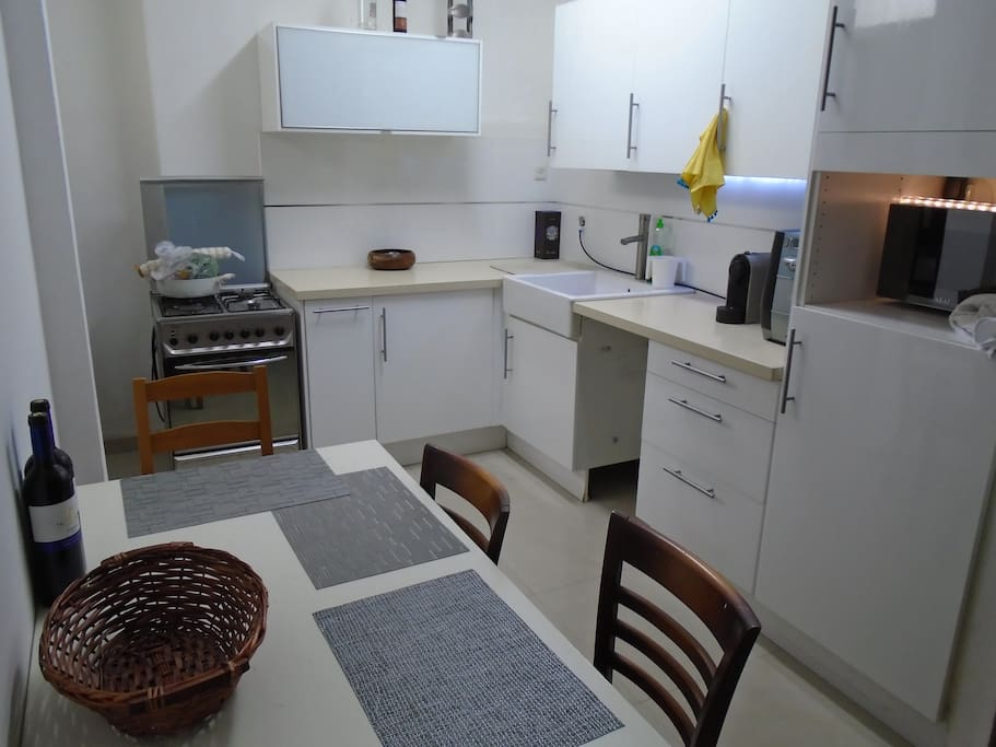 The Kitchen - Shared Space