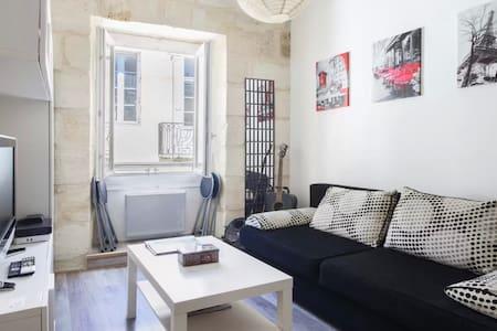 Joli studio pour court séjour - Bordeaux