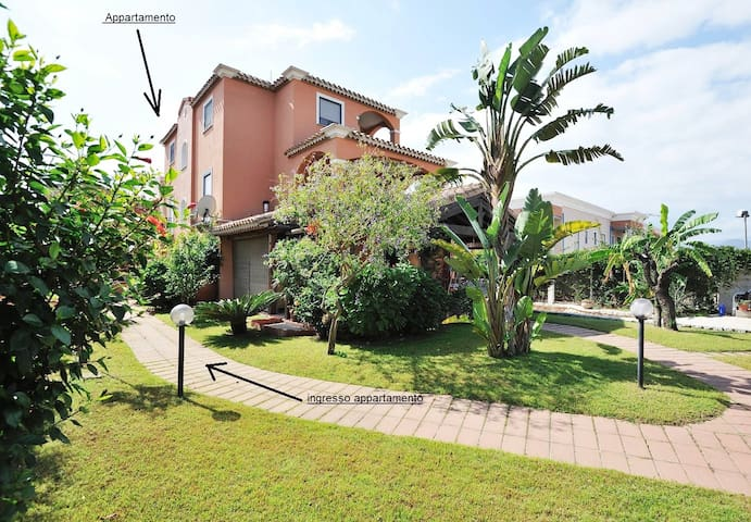 Lovely apartment  (800 meters from the sea)