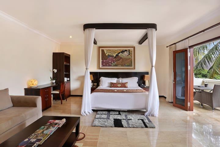 Spacious ocean view suite in Gil Trawangan - Pemenang - Apartament