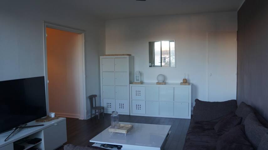 Appartement cosy de 55 m2 quartier Croix de Pierre