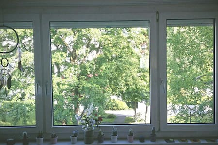 Spacious Appt. Next to Station - Uster