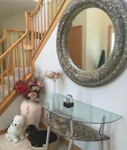 Beautiful Maple Grove Home - Casa