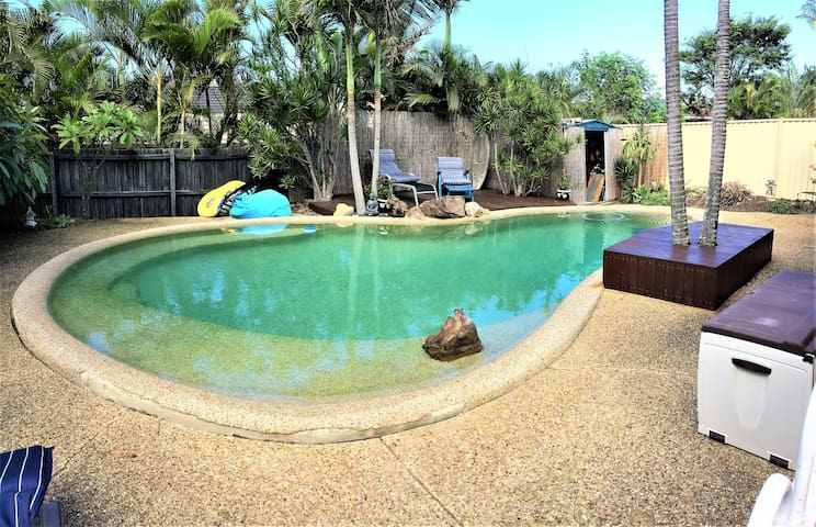 POOL OASIS – Paradise Location! - Hollywell - Hus