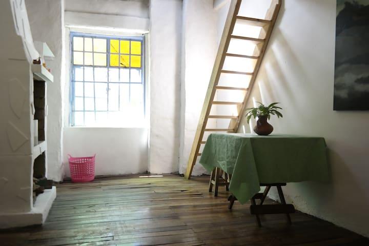 Habitación DUPLEX en La Candelaria - Bogotá - Casa