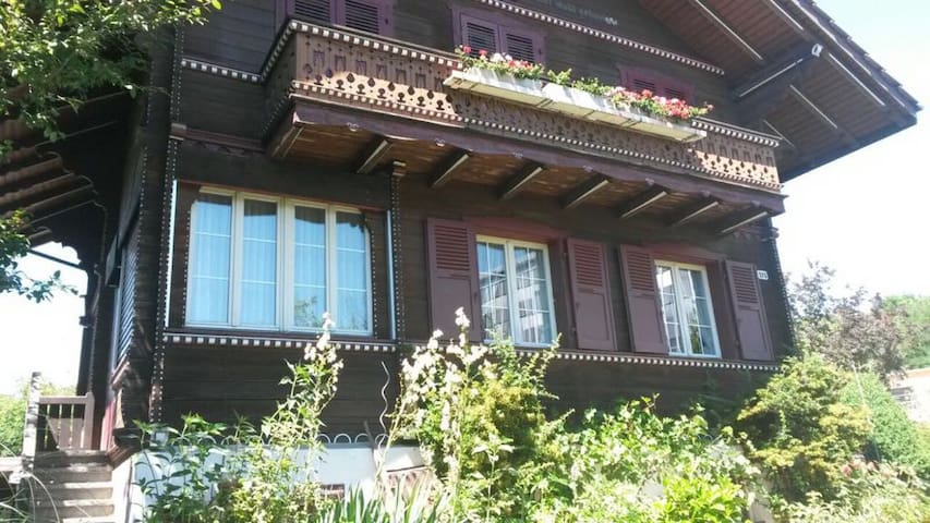 Family-friendly Chalet in Bern City