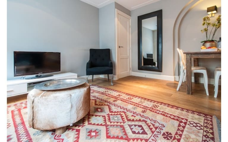 Economy One Bedroom Apartment conveniently close to Vondelpark