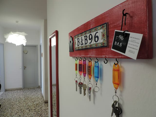 B&B 96 Bassano appartement - Bassano del Grappa - Bed & Breakfast