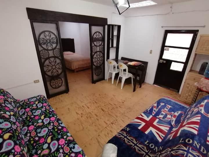 Casa Tlaxcala 2 (Departamento pequeño)