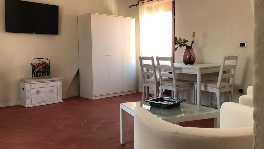 Camera A Monolocale Matteotti 13 - vista centro