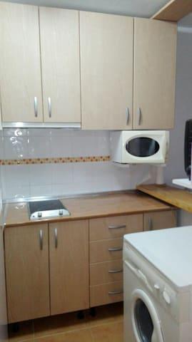 Ap. 1 dormitorio en cartagena - Playa Honda,Cartagena  - Apartamento