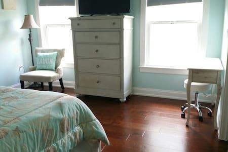 Beach house King bed master suite - Santa Rosa Beach