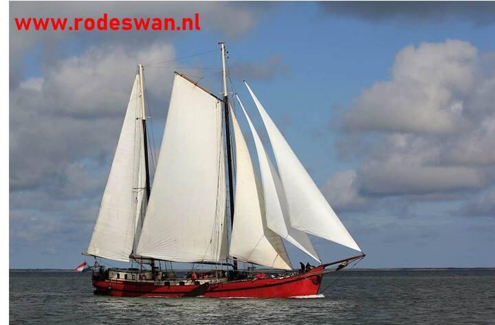 Uniek verblijf op historisch schip!