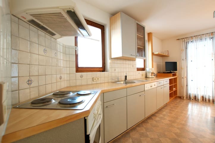 Two Bedroom Apartment with Garden Area