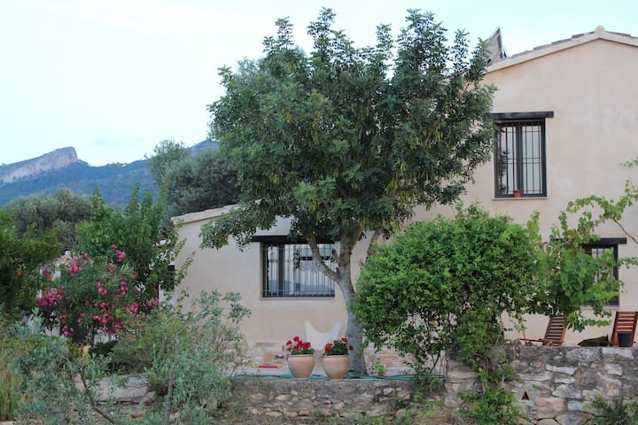 Cala Malou- Catalan farmhouse - Rasquera - House