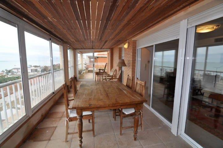 Atico vistas panoramicas Hute: 2609 - Sant Carles de la Ràpita - Apartment