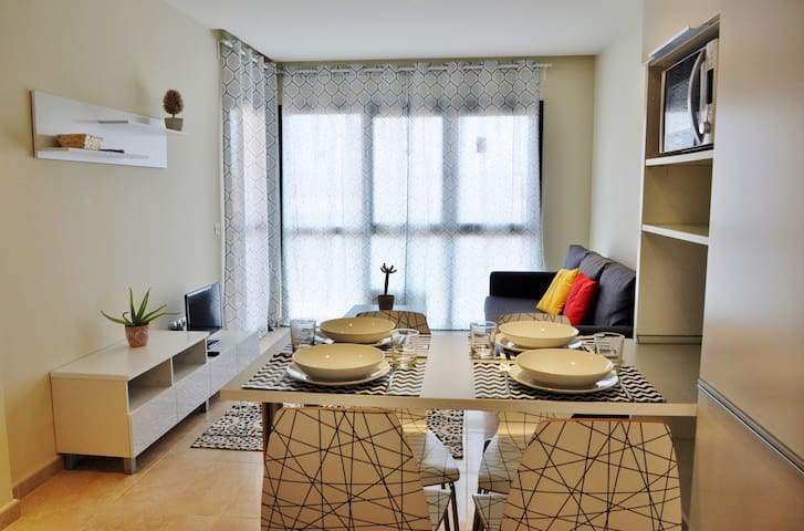 Modern and comfortable flat
