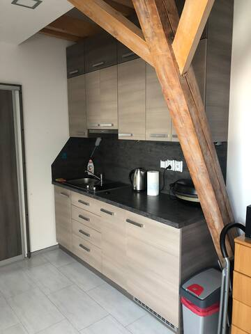 Beautiful new apartment near to downtown