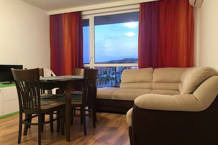 Spacious family apartment 200m from Byala beach