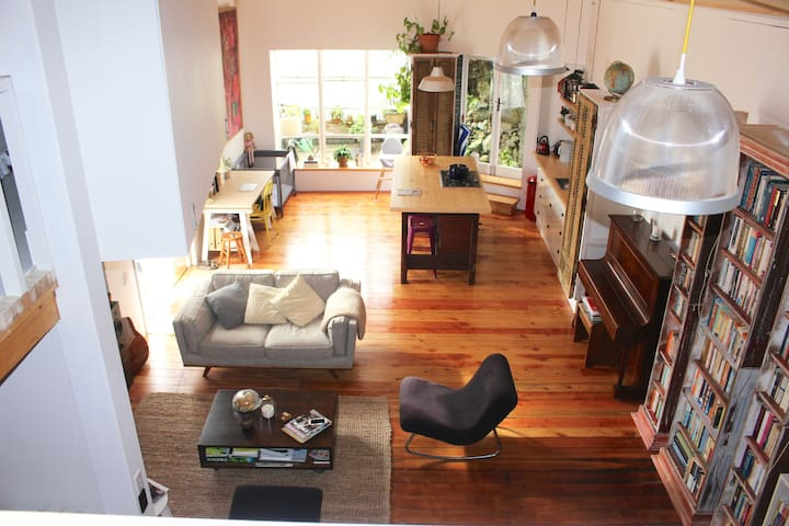 Loft style apartment - Auckland - Byt