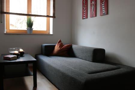 Guest room near Rosenheim - Schechen - 아파트