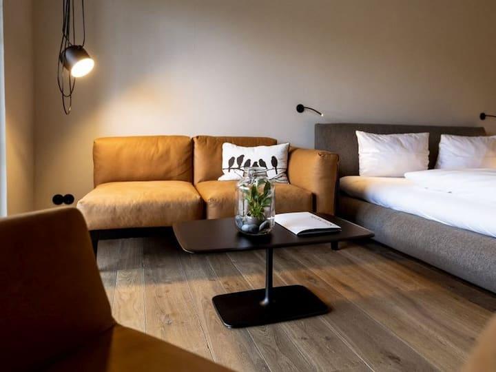 Hotel Restaurant Seegarten, (Sundern), M Design Doppelzimmer
