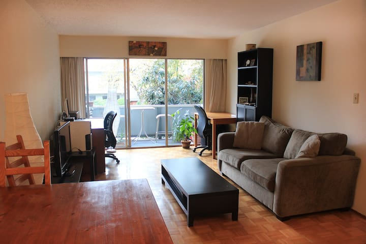 Spacious Kits Beach Apartment - Vancouver - Pis