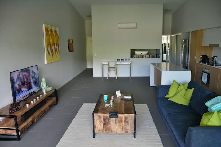 Dapper&Spacious Apartment 4k to CBD